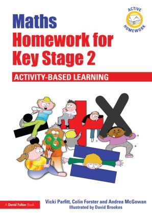 Maths Homework for Key Stage 2: Activity-Based Learning book cover