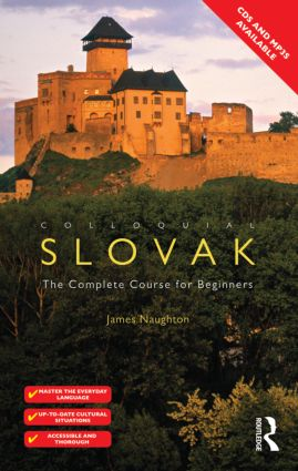 Colloquial Slovak: The Complete Course for Beginners book cover