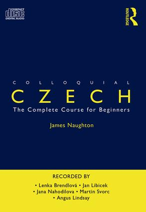Colloquial Czech: The Complete Course for Beginners, 3rd Edition (Audio CD) book cover