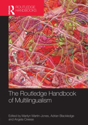The Routledge Handbook of Multilingualism (Hardback) book cover