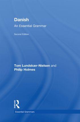 Danish: An Essential Grammar book cover