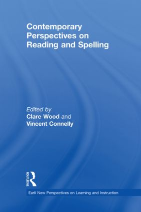 Contemporary Perspectives on Reading and Spelling book cover