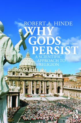 Why Gods Persist: A Scientific Approach to Religion, 2nd Edition (Paperback) book cover