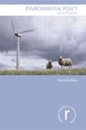 Environmental Policy: 2nd Edition (Hardback) book cover