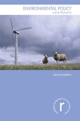 Environmental Policy: 2nd Edition (Paperback) book cover