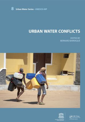 Urban Water Conflicts: UNESCO-IHP book cover