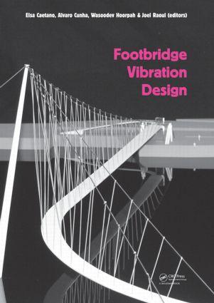 Footbridge Vibration Design: 1st Edition (Paperback) book cover