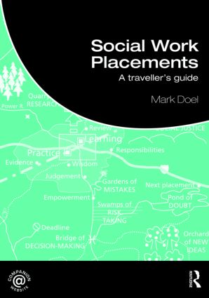 Social Work Placements: A Traveller's Guide book cover