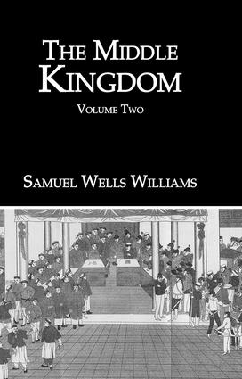 Middle Kingdom Vol 2: 1st Edition (Hardback) book cover
