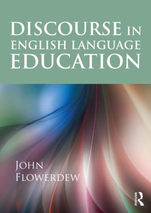 Discourse in English Language Education (Paperback) book cover