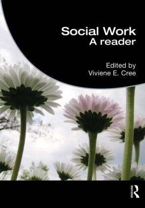 Social Work: A Reader (Paperback) book cover