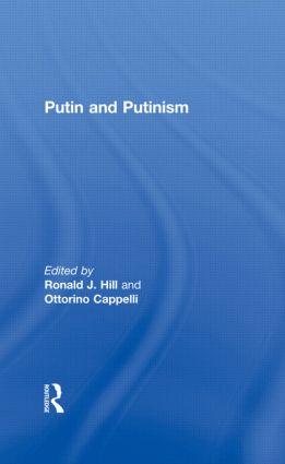 Putin and Putinism (Hardback) book cover