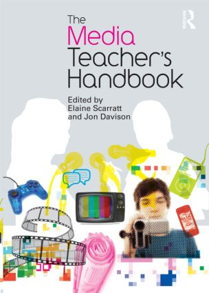 The Media Teacher's Handbook (Paperback) book cover