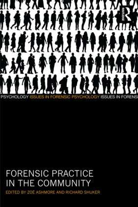 Forensic Practice in the Community book cover