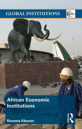 African Economic Institutions (Paperback) book cover