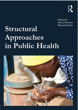 Structural Approaches in Public Health book cover