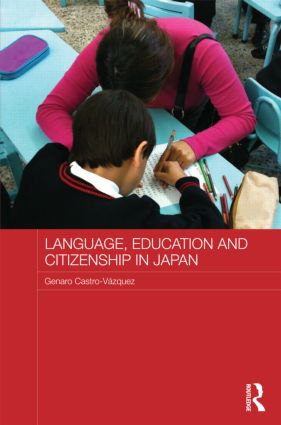 Language, Education and Citizenship in Japan (Hardback) book cover