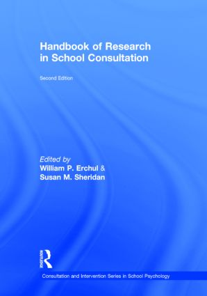 Handbook of Research in School Consultation book cover