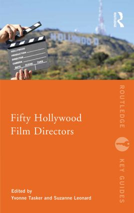 Fifty Hollywood Directors (Paperback) book cover