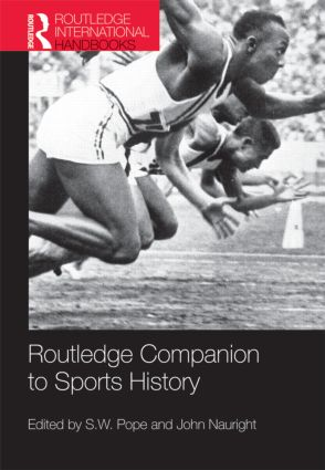 Routledge Companion to Sports History (Paperback) book cover