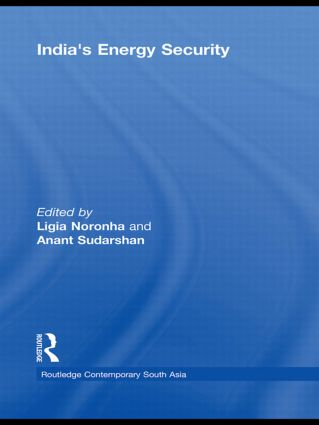 India's Energy Security (Paperback) book cover
