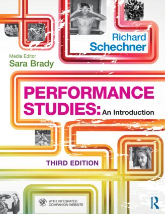 Performance Studies: An Introduction book cover