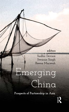 Emerging China: Prospects of Partnership in Asia (Hardback) book cover