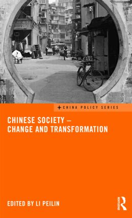 Chinese Society - Change and Transformation: 1st Edition (Paperback) book cover