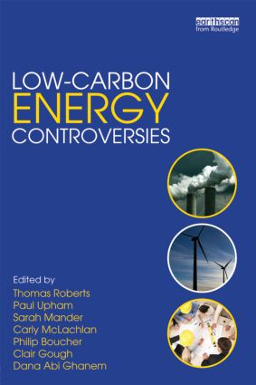 Low-Carbon Energy Controversies (Hardback) book cover