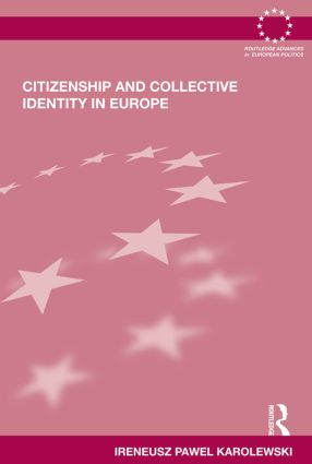 Citizenship and Collective Identity in Europe (Paperback) book cover