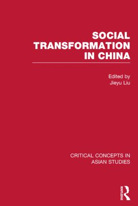 Social Transformation in China (Hardback) book cover