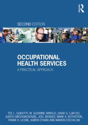 Occupational Health Services: A Practical Approach, 2nd Edition (Paperback) book cover