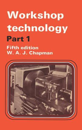 Workshop Technology Part 1