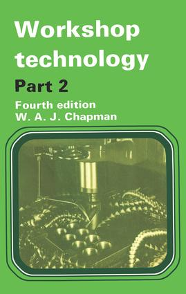 Workshop Technology Part 2, 4th ed