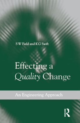 Effecting a Quality Change (Paperback) book cover
