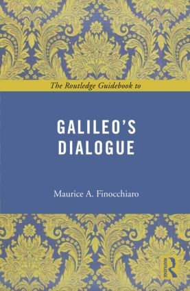 The Routledge Guidebook to Galileo's Dialogue (Paperback) book cover