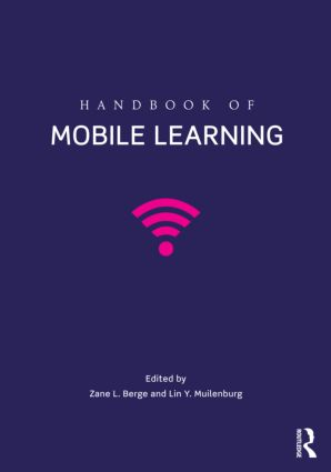 Handbook of Mobile Learning (Hardback) book cover