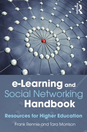 e-Learning and Social Networking Handbook: Resources for Higher Education book cover