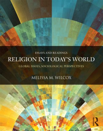 Religion in Today's World: Global Issues, Sociological Perspectives (Paperback) book cover