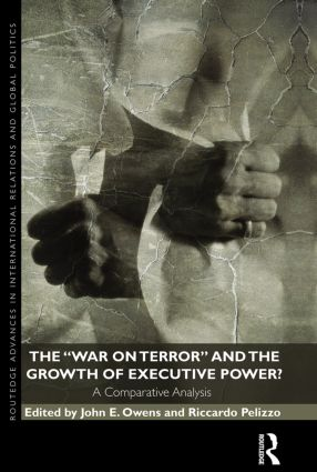 The War on Terror and the Growth of Executive Power?: A Comparative Analysis (Paperback) book cover