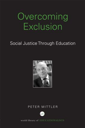 Overcoming Exclusion: Social Justice through Education (Hardback) book cover