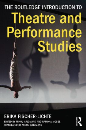 The Routledge Introduction to Theatre and Performance Studies (Paperback) book cover
