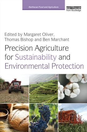 Precision Agriculture for Sustainability and Environmental Protection (Hardback) book cover