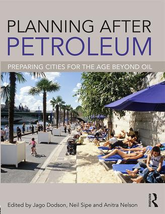 Planning After Petroleum: Preparing Cities for the Age Beyond Oil book cover