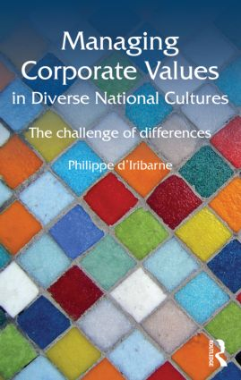 Managing Corporate Values in Diverse National Cultures: The Challenge of Differences (Hardback) book cover