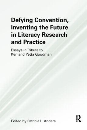 Defying Convention, Inventing the Future in Literary Research and Practice (Paperback) book cover