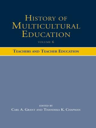 History of Multicultural Education Volume 6