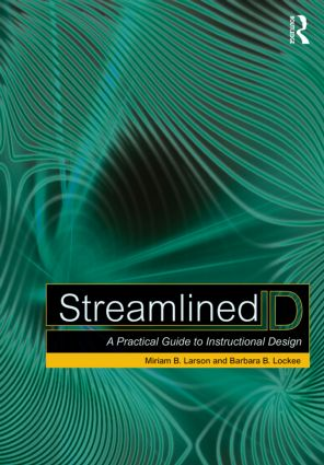 Streamlined ID: A Practical Guide to Instructional Design, 1st Edition (Paperback) book cover