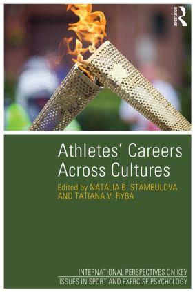 Athletes' Careers Across Cultures book cover