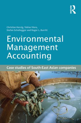 Environmental Management Accounting: Case Studies of South-East Asian Companies (Paperback) book cover